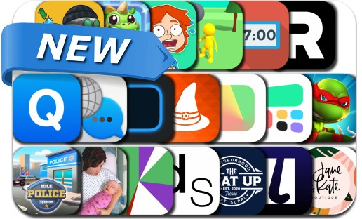 Newly Released iPhone & iPad Apps - September 19, 2020