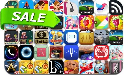 iPhone & iPad App Price Drops - April 15, 2014