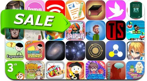 iPhone & iPad App Price Drops - November 9, 2018