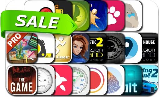 iPhone & iPad App Price Drops - July 30, 2018