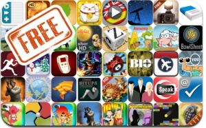 iPhone and iPad Apps Gone Free - July 11