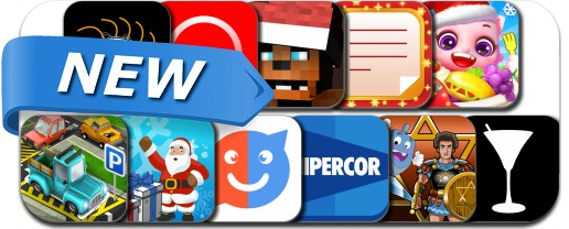 Newly Released iPhone & iPad Apps - December 15, 2014
