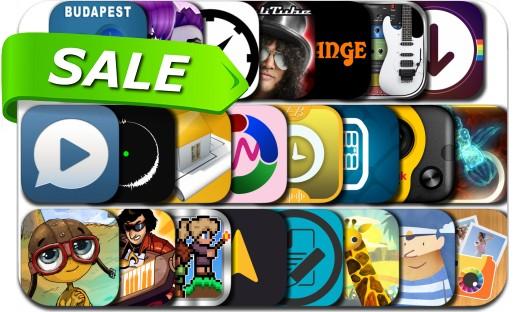 iPhone & iPad App Price Drops - October 23, 2018