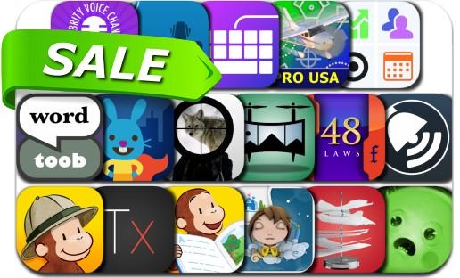 iPhone & iPad App Price Drops - February 12, 2017