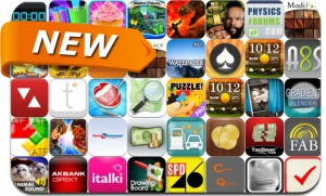 Newly Released iPhone and iPad Apps - January 26