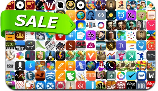 iPhone & iPad App Price Drops - November 27, 2015