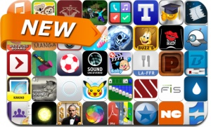 Newly Released iPhone & iPad Apps - February 13