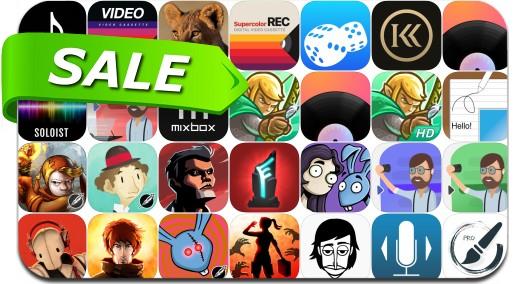 iPhone & iPad App Price Drops - April 10, 2021