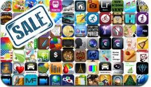 iPhone and iPad Apps Price Drops - November 3
