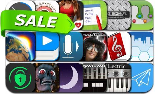 iPhone & iPad App Price Drops - August 21, 2016