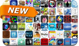 Newly Released iPhone & iPad Apps - February 27
