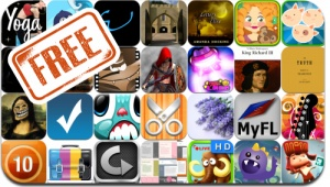 iPhone and iPad Apps Gone Free - October 4