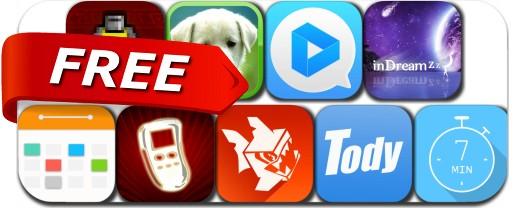 iPhone & iPad Apps Gone Free - November 9, 2015