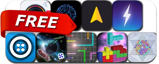 iPhone & iPad Apps Gone Free - August 4, 2018