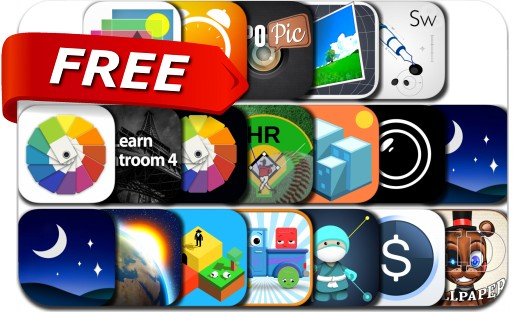 iPhone & iPad Apps Gone Free - May 14, 2016