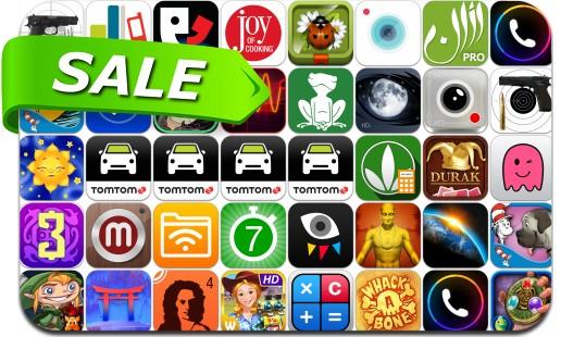 iPhone & iPad App Price Drops - March 5, 2015