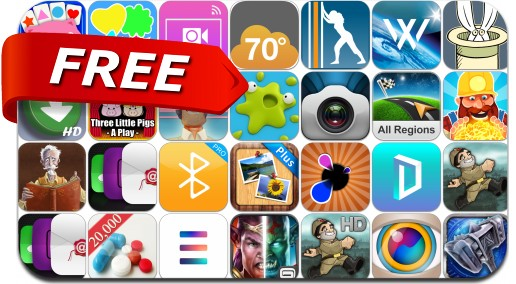 iPhone & iPad Apps Gone Free - November 9