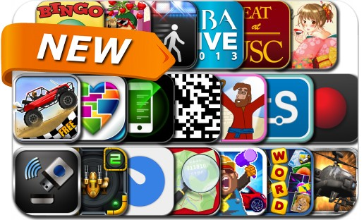 Newly Released iPhone & iPad Apps - March 11