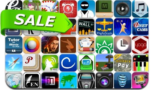 iPhone & iPad App Price Drops - June 23