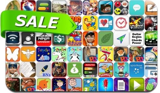 iPhone & iPad App Price Drops - July 25