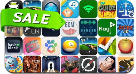 iPhone & iPad App Price Drops - January 26