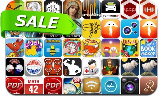iPhone & iPad App Price Drops - September 15
