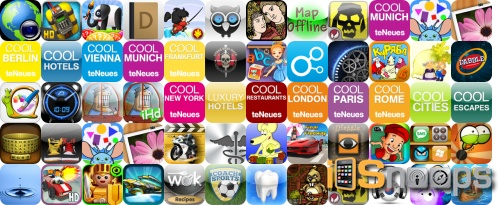 iPhone and iPad Apps Gone Free - March 31 Roundup
