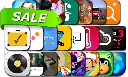 iPhone & iPad App Price Drops - January 4, 2017