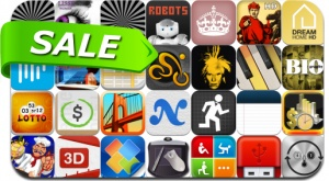 iPhone and iPad Apps Price Drops - January 22