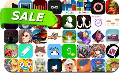 iPhone & iPad App Price Drops - June 1, 2021