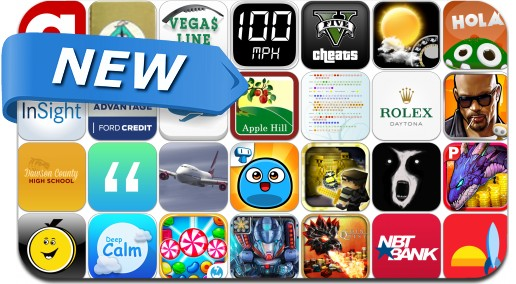 Newly Released iPhone & iPad Apps - September 28