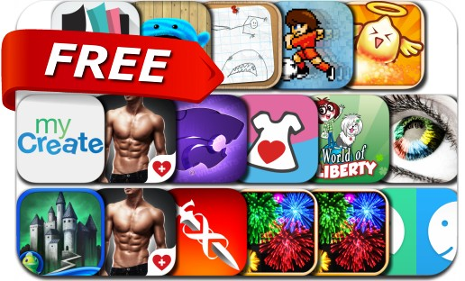 iPhone & iPad Apps Gone Free - July 2, 2015