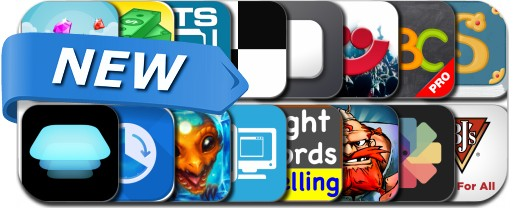Newly Released iPhone & iPad Apps - May 24, 2014