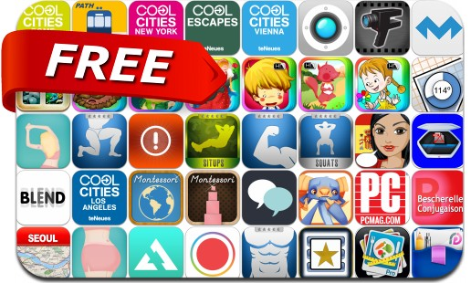 iPhone & iPad Apps Gone Free - December 22