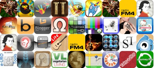 Newly Released iPhone and iPad Apps - January 29 Roundup