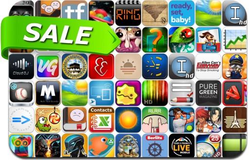 iPhone & iPad App Price Drops - July 17
