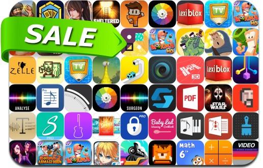 iPhone & iPad App Price Drops - April 30, 2021