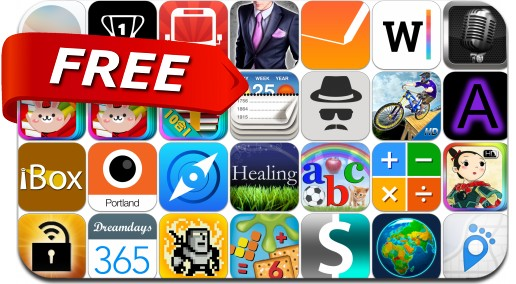 iPhone & iPad Apps Gone Free - April 10, 2015