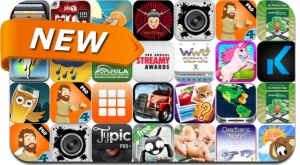 Newly Released iPhone & iPad Apps - February 18