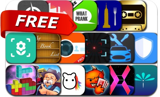 iPhone & iPad Apps Gone Free - April 26, 2018