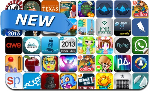 Newly Released iPhone & iPad Apps - June 5