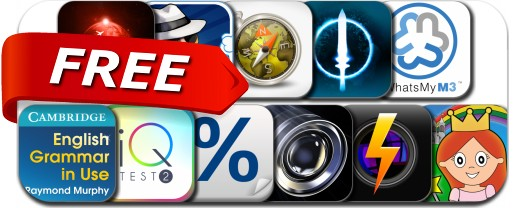iPhone & iPad Apps Gone Free - September 30, 2014