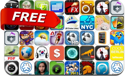 iPhone & iPad Apps Gone Free - May 1