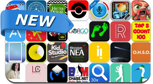 Newly Released iPhone & iPad Apps - November 2