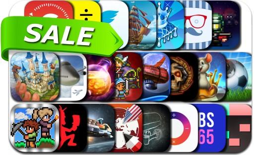 iPhone & iPad App Price Drops - September 19, 2018