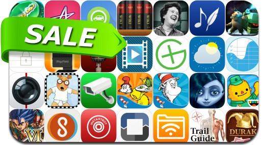 iPhone & iPad App Price Drops - October 1, 2015