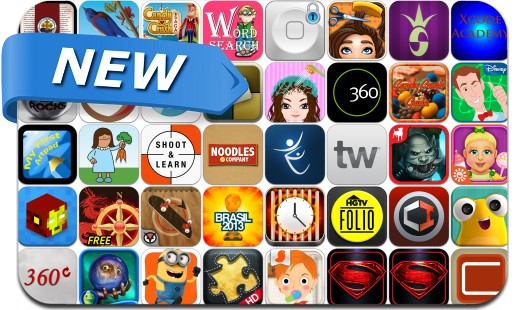 Newly Released iPhone & iPad Apps - June 14