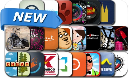 Newly Released iPhone & iPad Apps - April 7