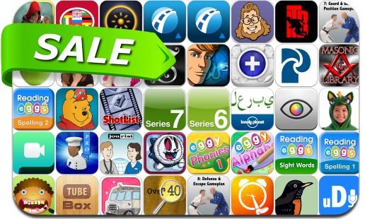 iPhone & iPad App Price Drops - November 6