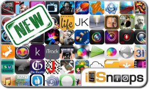 Newly Released iPhone and iPad Apps - June 24